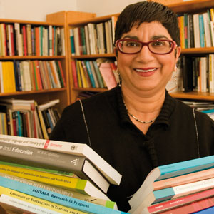 Professor Zubeida Desai - Dean of Education - University of the Western Cape (UWC)