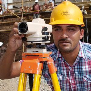 Taahier Salie - Site Engineer - Murray & Roberts