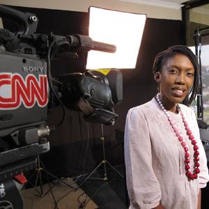 Nkepile Mabuse - News Correspondent - CNN