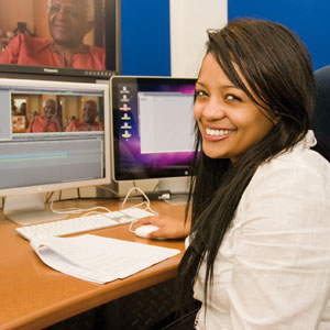 Tarryn Kay Trussell - Production Assistant - ETV
