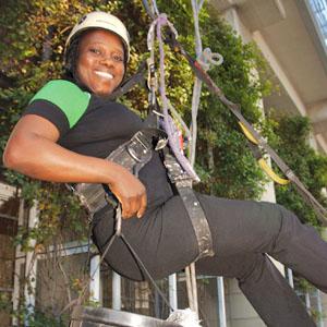Anastasia Mtumtum - Rope Access Operator - Skysite