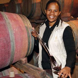 Ntsiki Biyela, Winemaker