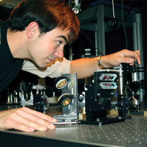 Pieter Neethling - LASER PHYSICIST - Postdoctoral Fellow at the Laser Research Institute in the Department of Physics, Stellenbosch University