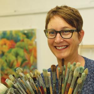 Jenny Parsons FINE ARTIST Self-Employed