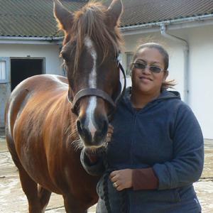 Aneke Williams Bennet FARM FOREWOMAN Western Cape Department of Agriculture, Elsenburg Agricultural Training Institute (Equine Studies)