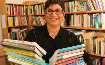 Zubeida Desai – Knowledge is Power
