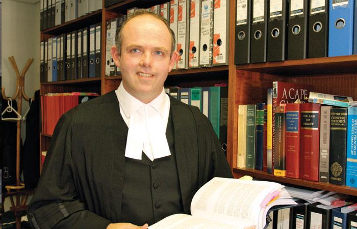 Advocate - Post Matric