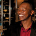 Luvo Ntezo sips to success