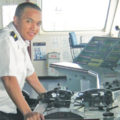 Navigating Officer