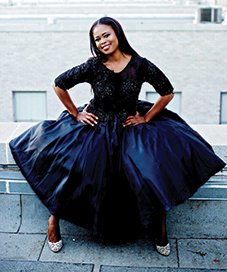 Pretty Yende – Golden-voiced South African Soprano